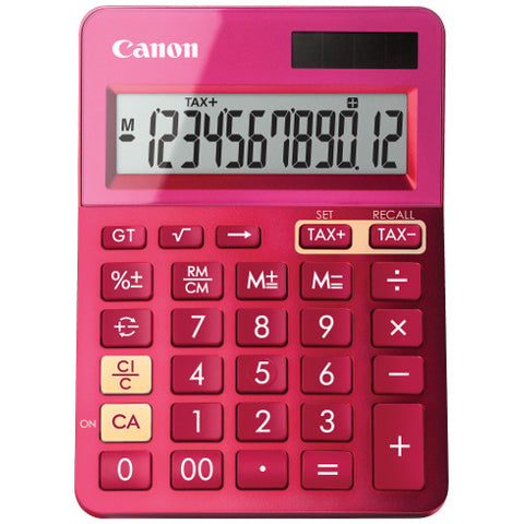 Canon LS123MPK Calculator
