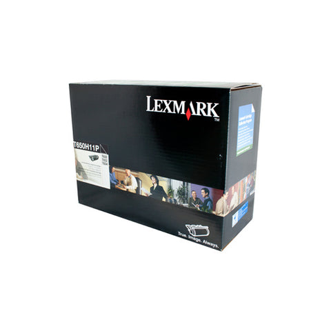 Lexmark T650 / T652 / T654 Prebate Toner Cartridge - 25,000 pages