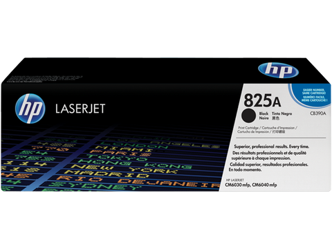 HP CM6030 / CM6040MFP Black Toner Cartridge - 19,500 pages