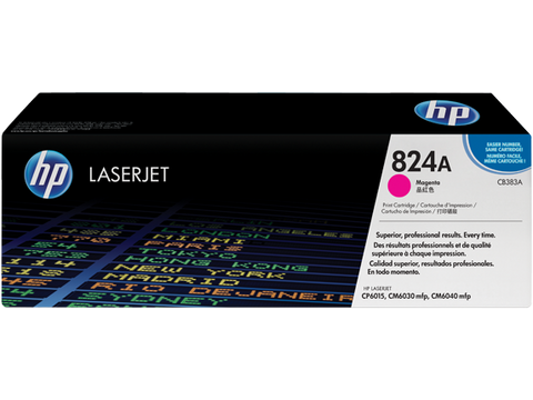 HP CP6030 / CM6040MFP Magenta Toner Cartridge - 21,000 pages