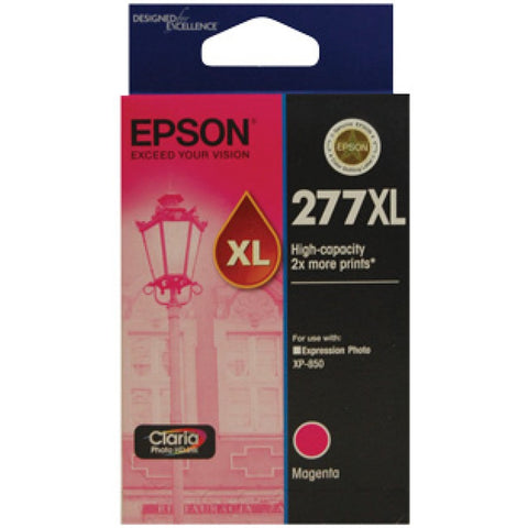 Epson 277 Magenta HY Ink Cart