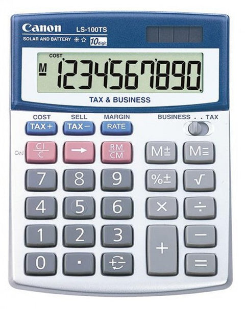 Canon LS1200TS Calculator