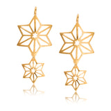 Asteri Earring, Gold