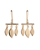 Autumn Earring, Gold