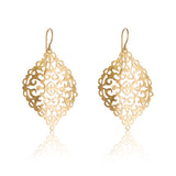 Amaris Earring, Gold