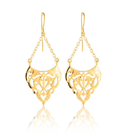mooresque style, anouk, earring, gold, kerry, rocks, jewellery, jewellery