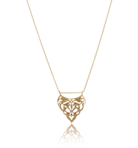 Anouk Necklace, Gold
