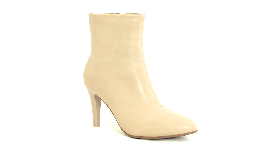 Pointed Stiletto Boot