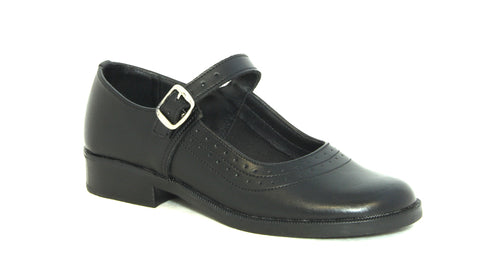 Teens Basic Pearl School Shoe