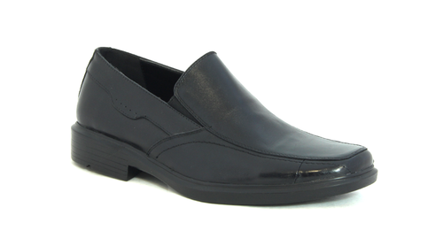 Square Toe Leather Formal