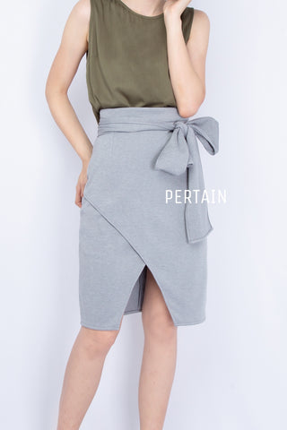 Veda Skirt - Grey