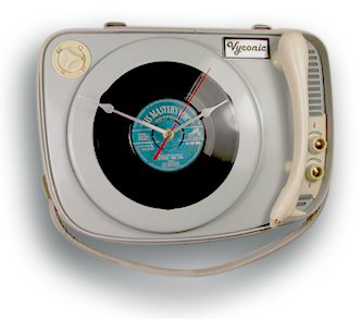 Supraphone Record Player