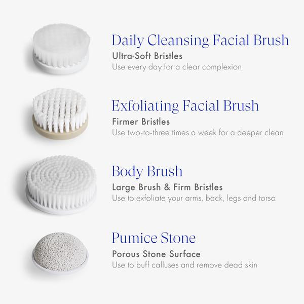 Spin for Perfect Skin | Complete Face & Body Cleansing System