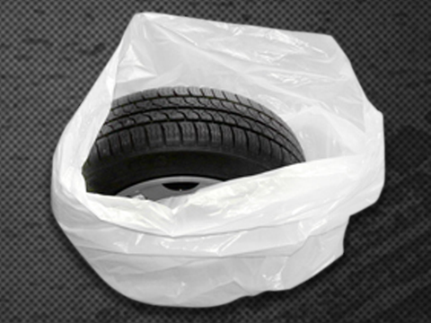 Tire Bags - 200 per roll