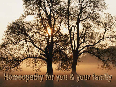 Homeopathy for you & Your family - Homeopathic booklet