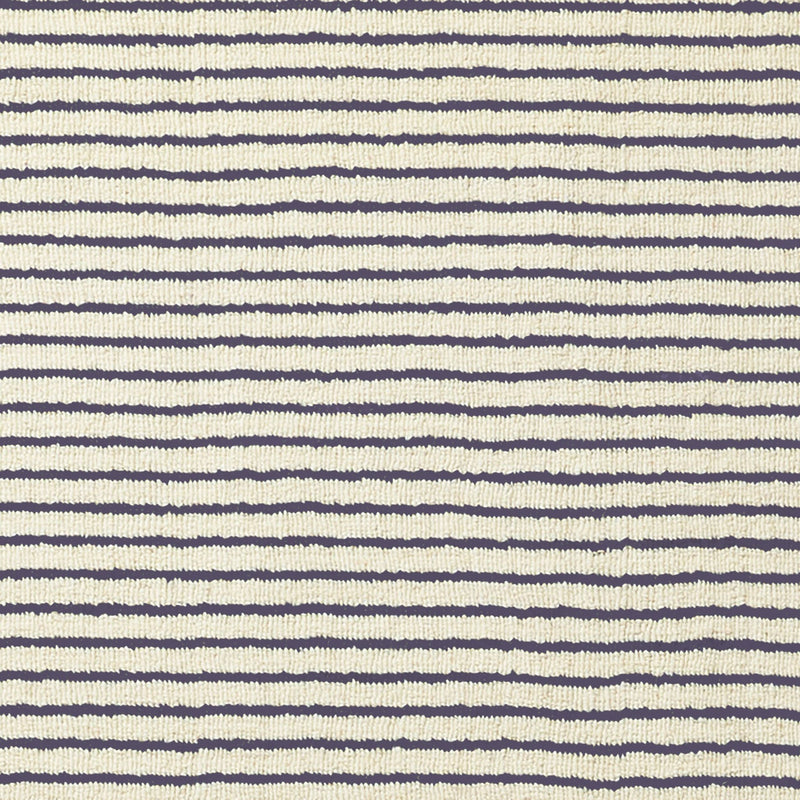 Pehr Classic Stripe Rug - Ink | kids at home