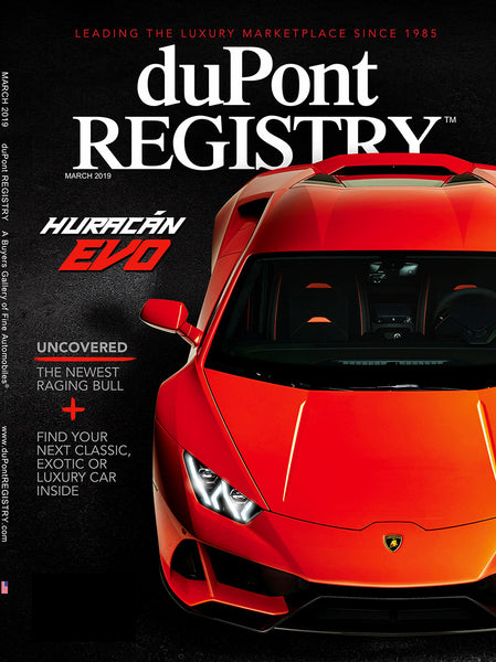 duPont REGISTRY March 2019