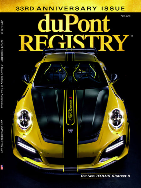 duPont REGISTRY April  2018