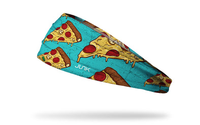 Pizza Graphic Headband