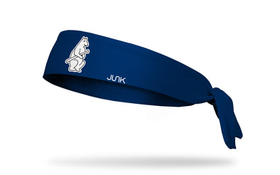 Chicago Cubs: Baby Bear Tie Headband