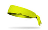 Neon Yellow Headband