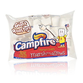 Campfire Giant Roasters - marshmallows