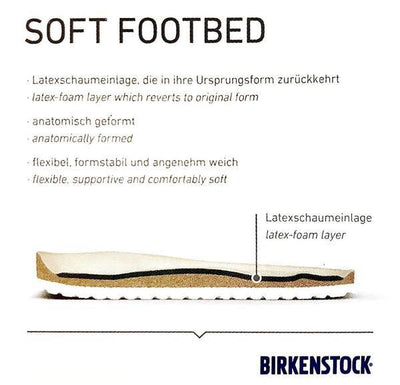 Birkenstock Seasonal, Boston, Regular Fit, Soft Footbed, Oiled Leather, Iron - Birkenstock Hahndorf