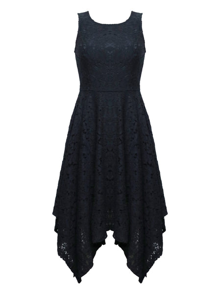 Madison Dress - Black