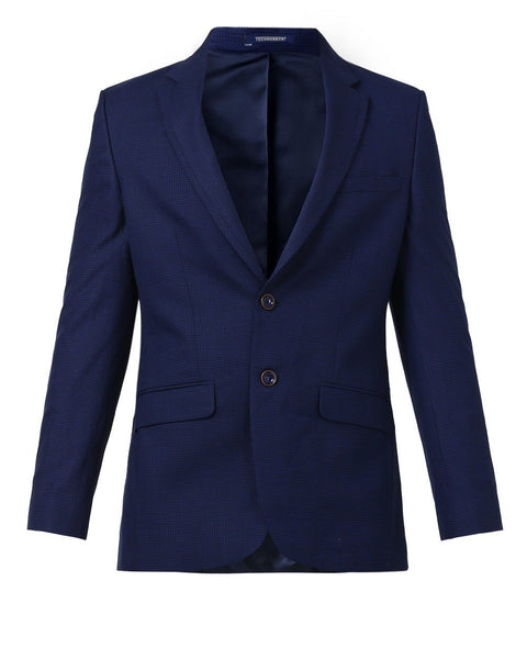 Raymond Blue Contemporary Fit Jacket