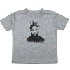Grey Toddler T-Shirt with Ol' Dirty Bastard Graphic