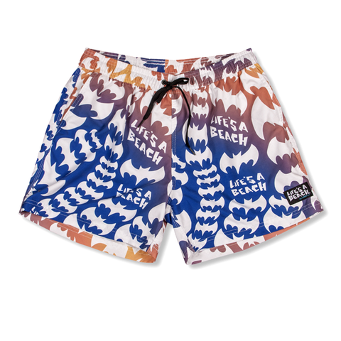 LAB WAVY BATS SWIMSUIT