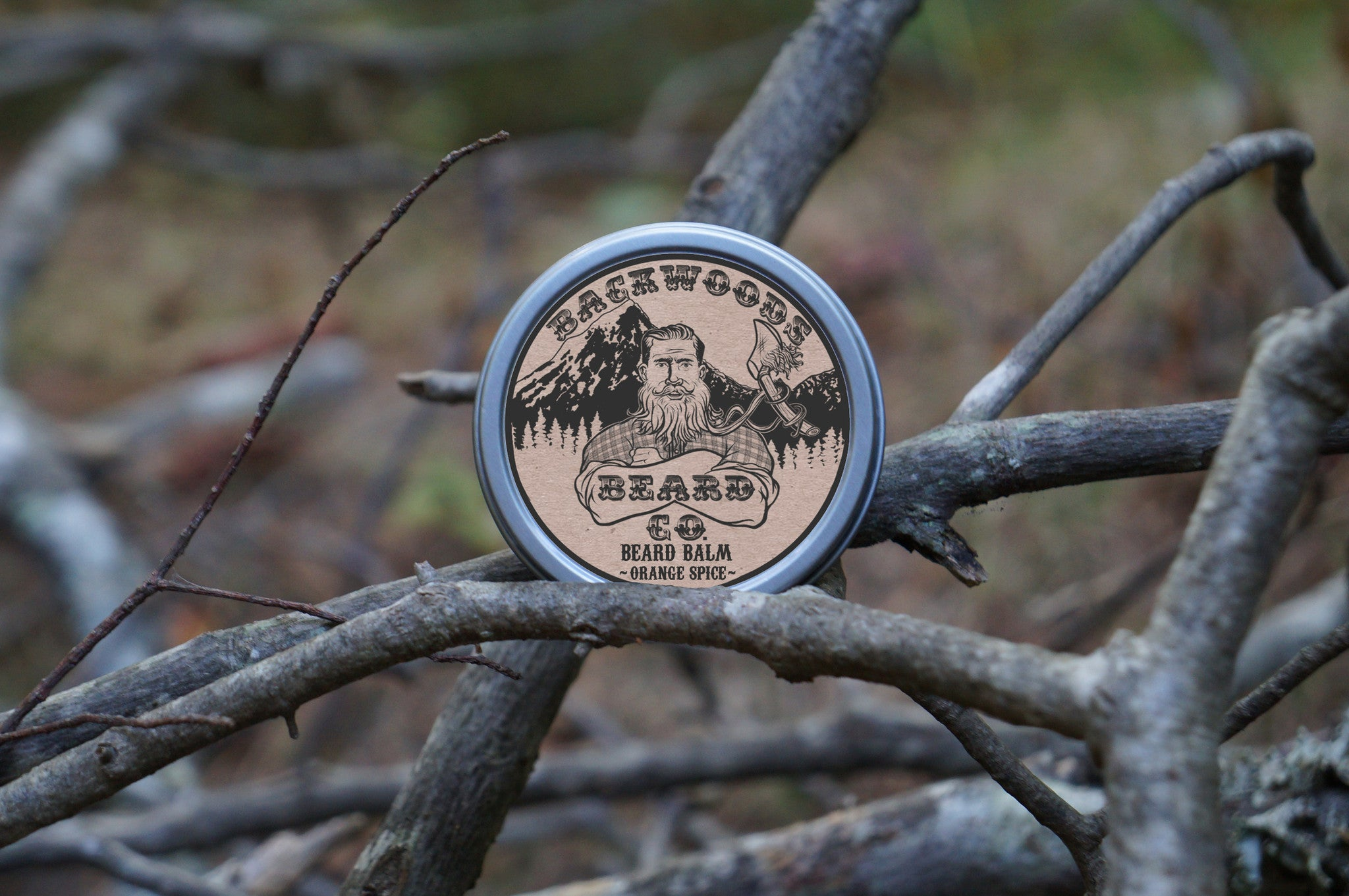 Orange Spice Beard Balm