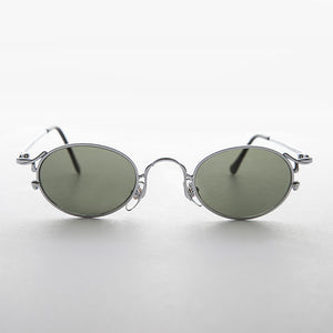 oval victorian steampunk vintage sunglass