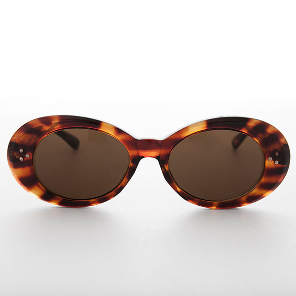 Timeless Oval Cat Eye Sunglass