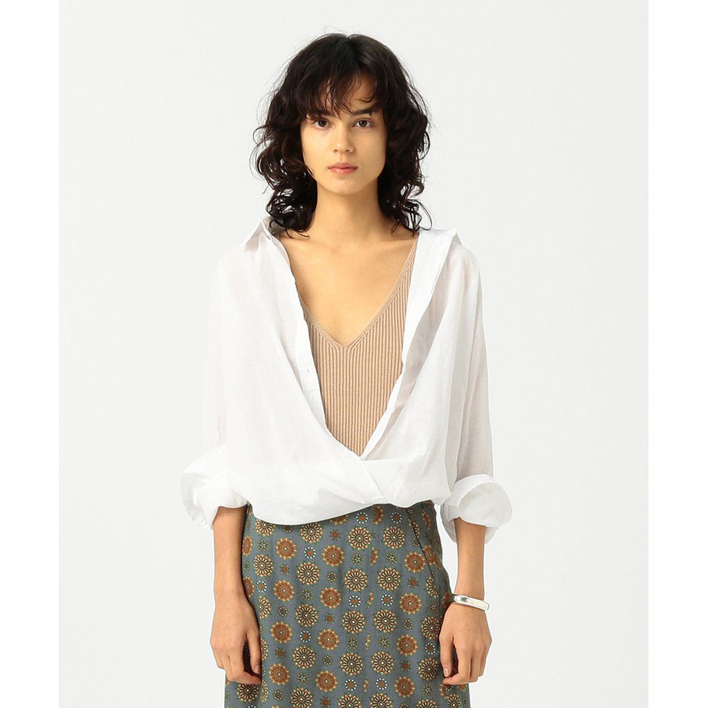 MCCLOUD KHADI SHIRT