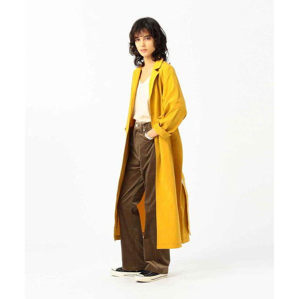 ALICE NYLON WRAP COAT