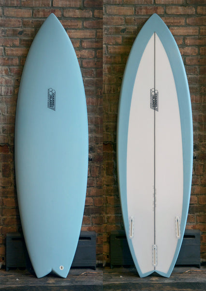 "5'9"" CHANNEL ISLANDS ROCKET WIDE"