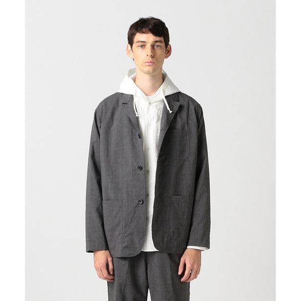 MILES TROPICAL WOOL CHORE JACKET