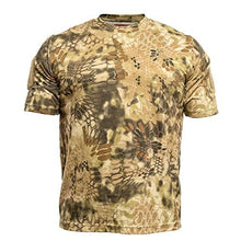 Kryptek Men's Stalker T-Shirt Short Sleeve Cotton Highlander Camo-back40trading2 - 2