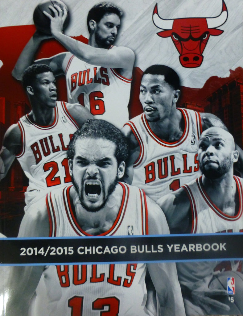 Chicago Bulls Yearbook 2014-2015