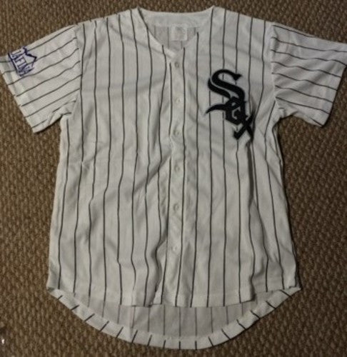 Chicago White Sox Jersey Youth XL