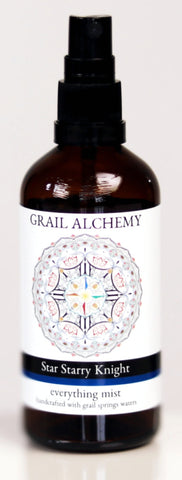 Grail Alchemy ~ Star Starry Knight ~ Everything Mist ~ 100 ml