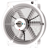 Greenhouse Circulation Fan 16 inch 3350 CFM 120V/240V Variable Speed T4E40K4M81100P