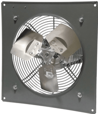 Explosion Proof Wall Mount Panel Exhaust Fan 24 inch 5520 CFM Direct Drive P24-4