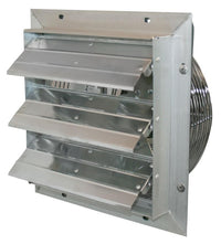 VES Shutter Exhaust Fan 20 inch 1680 CFM VES201C, [product-type] - Industrial Fans Direct