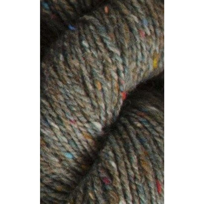 GRASS ROOTS YARN (TWEED WITH TANGERINE AND TEAL)