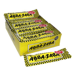 All City Candy Abba-Zaba Chewy Taffy Candy Bar 2 oz. Candy Bars Annabelle's Case of 24 For fresh candy and great service, visit www.allcitycandy.com