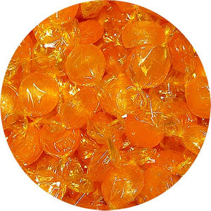 All City Candy Butterscotch Disks Hard Candy - 3 LB Bulk Bag Bulk Wrapped Ferrara Candy Company Default Title For fresh candy and great service, visit www.allcitycandy.com