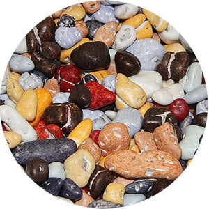 All City Candy Chocolate Rock Bits - 3 LB Bulk Bag Bulk Unwrapped Sunflower Food Company Default Title For fresh candy and great service, visit www.allcitycandy.com