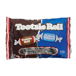 All City Candy Tootsie Roll Classic Combo Vanilla and Chocolate Midgees 15 oz bag Chewy Tootsie Roll Industries Default Title For fresh candy and great service, visit www.allcitycandy.com